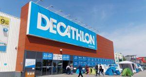 magasin Décathlon