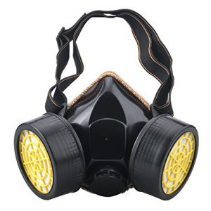 masque de protection de peinture